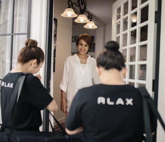 massage therapist thailand